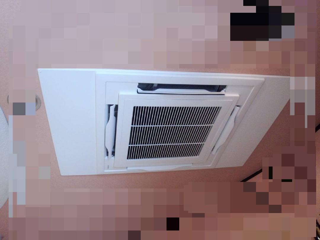 エアコン施工写真